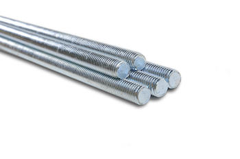 3/16-3-1/2 Galvanized threaded rod astm