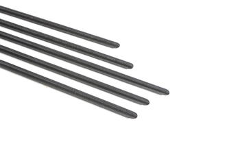Black carbon steel threaded rod astm